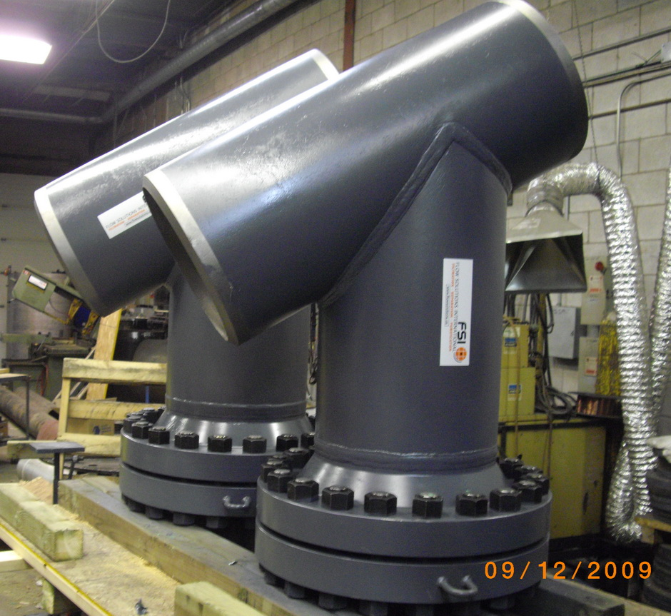 order fabricated strainers or pipeline strainers for your
